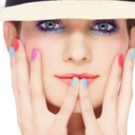 Gel Polish Manicure for Pamper Parties