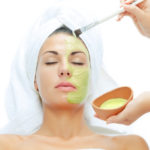 Facial Pamper Party treatment