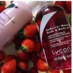 Strawberry Massage Oil