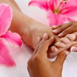 Shaitsu Foot Massage