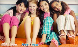 Pre-Teen Pamper Party