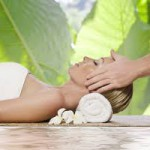 Deep tissue spa massage pamper package