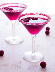 Spa Pamper Party tips Spa Cocktails