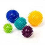 Home Massage with Massage Balls