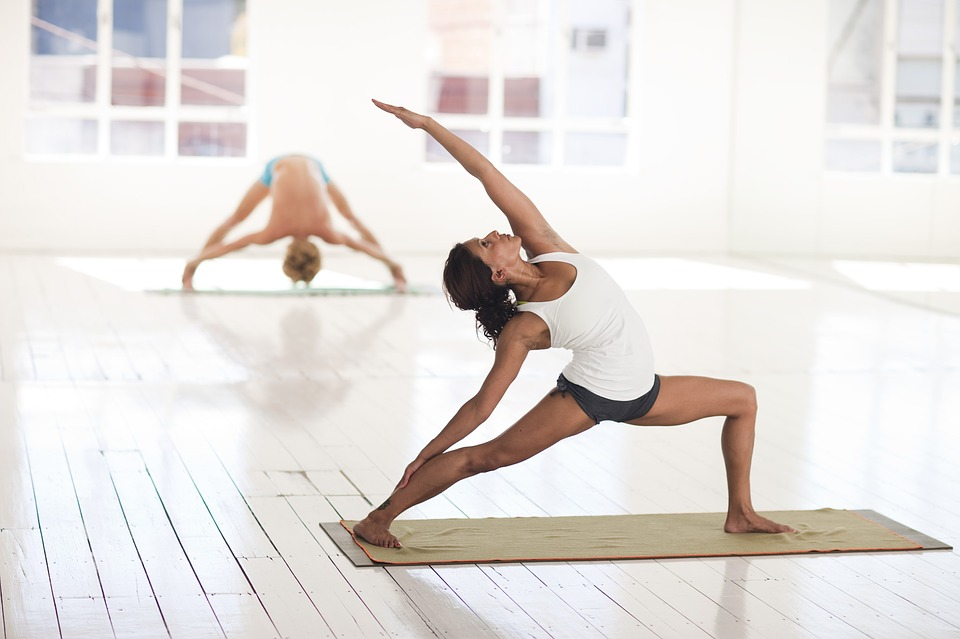 Pamper yourself - with Yoga, Pamper parties, good Health