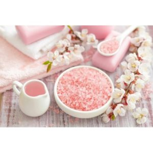 Spa Pamper Party tips Body Scrub