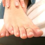 Mobile Foot Pedicure Treatment